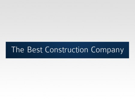 The Best Construction Company